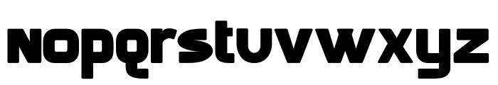 LGFTERRADEMO-Regular Font LOWERCASE