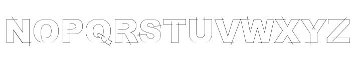 LGfBesitosRound-Light Font UPPERCASE