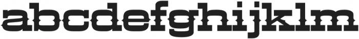 LHF Aledo Decorative Regular otf (400) Font LOWERCASE