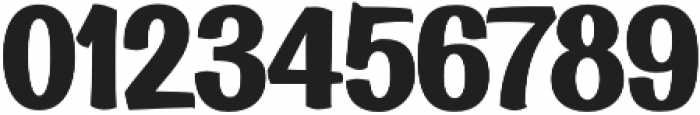 LHF Big Bob Regular Regular otf (400) Font OTHER CHARS