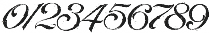 LHF BlackRose Script Inked Regular otf (900) Font OTHER CHARS