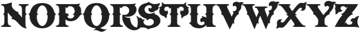 LHF Carnivale Regular Regular otf (400) Font LOWERCASE
