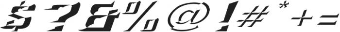 LHF Convecta Convex Regular otf (400) Font OTHER CHARS