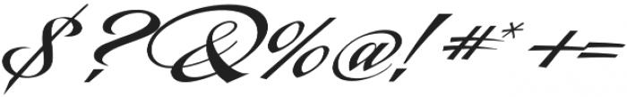 LHF Marie Script Classic otf (400) Font OTHER CHARS
