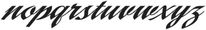 LHF Marie Script Classic otf (400) Font LOWERCASE