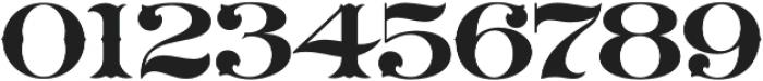 LHF Nugget Regular Regular otf (400) Font OTHER CHARS