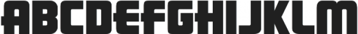 LHF Pipeline Regular Regular otf (400) Font UPPERCASE