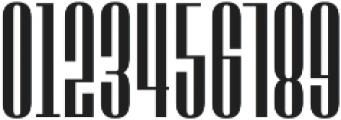 LHF Speakeasy Regular Regular otf (400) Font OTHER CHARS
