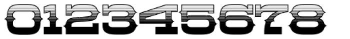LHF Aledo Fade Font OTHER CHARS