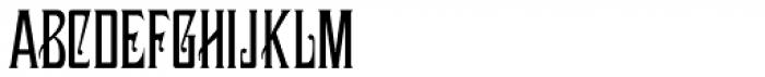 LHF Ambrosia Font UPPERCASE