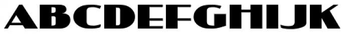 LHF Bell Boy Font UPPERCASE