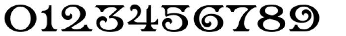 LHF Bootcut Regular Font OTHER CHARS
