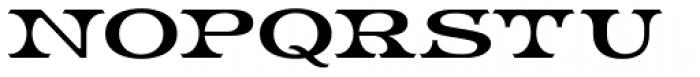 LHF Bootcut Regular Font LOWERCASE