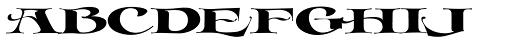 LHF Cafe Corina Font LOWERCASE