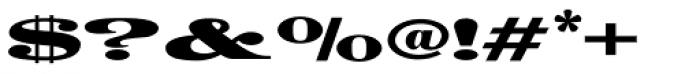 LHF Centennial Banker Font OTHER CHARS