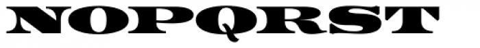 LHF Centennial Banker Font UPPERCASE