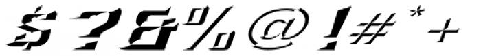 LHF Convecta Convex Font OTHER CHARS
