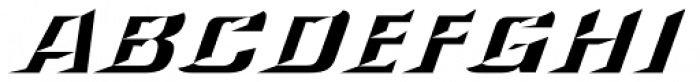 LHF Convecta Convex Font UPPERCASE