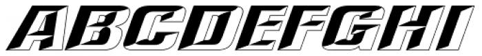 LHF Convecta Full Font UPPERCASE