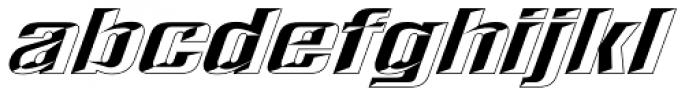 LHF Convecta Full Font LOWERCASE