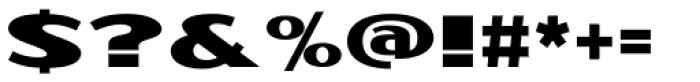 LHF Handyman Regular Font OTHER CHARS