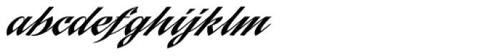 LHF Marie Script Classic Font LOWERCASE