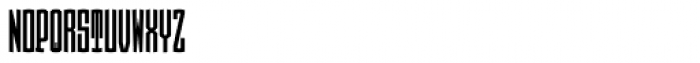 LHF Monogram Circle 2 Font UPPERCASE
