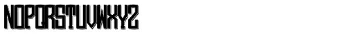 LHF Monogram Oval 2 Font LOWERCASE