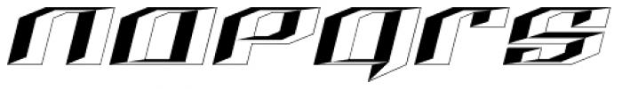 LHF Quantum Convex Font LOWERCASE