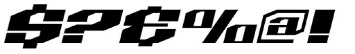 LHF Quantum Font OTHER CHARS