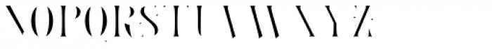 LHF Royal Crimson Inset Font LOWERCASE