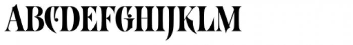 LHF Royal Crimson Regular Font LOWERCASE