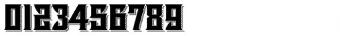 LHF Shogun Shadow Font OTHER CHARS