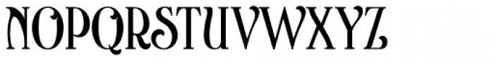 LHF Spencer Font UPPERCASE