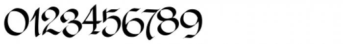 LHF Tributary Regular Font OTHER CHARS