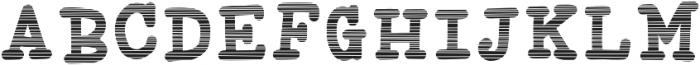 LIBERTY Regular ttf (400) Font LOWERCASE