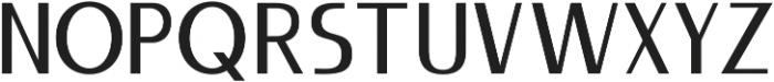 LIEUR Medium otf (500) Font UPPERCASE