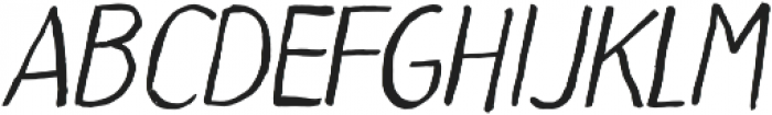 LILIRUN ITALIC otf (400) Font LOWERCASE