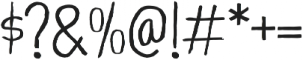 LILIRUN otf (400) Font OTHER CHARS