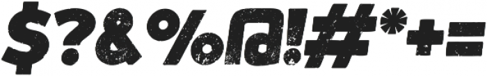LITO PRINT ttf (400) Font OTHER CHARS