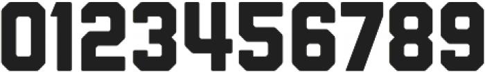 Liberator Heavy otf (800) Font OTHER CHARS