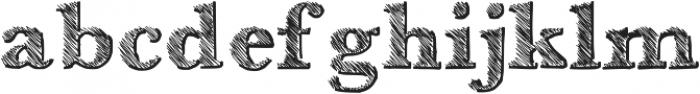 Libro ttf (400) Font LOWERCASE