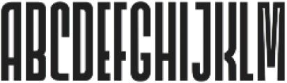 Lichtspielhaus Black otf (900) Font LOWERCASE