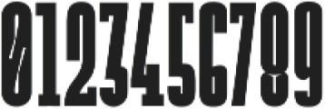 Lichtspielhaus Slab Heavy otf (800) Font OTHER CHARS