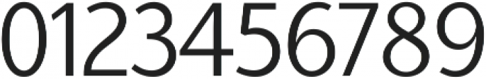 Light ttf (300) Font OTHER CHARS
