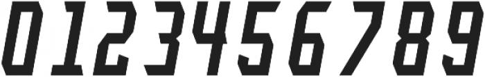 Lightening Light Italic otf (300) Font OTHER CHARS