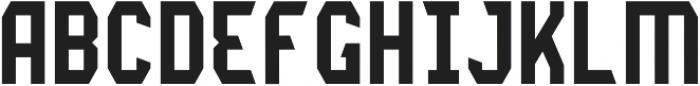 Lightening Light otf (300) Font LOWERCASE