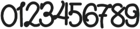 Lightheart Script Regular otf (300) Font OTHER CHARS