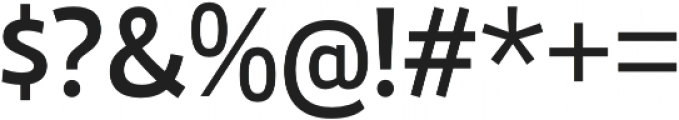 Ligurino Regular otf (400) Font OTHER CHARS