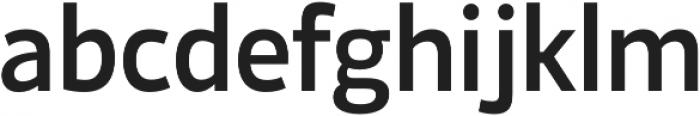 Ligurino Regular otf (400) Font LOWERCASE